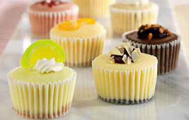 Mini Cheesecake Assortment