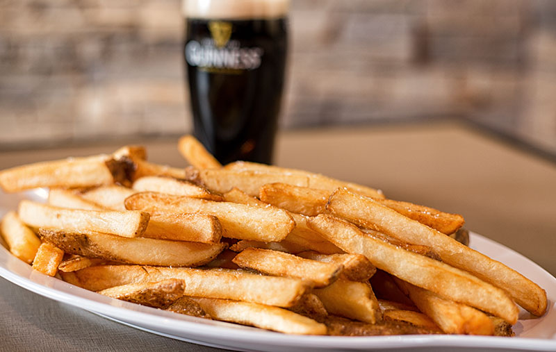 Seasoned Homestyle French Fries