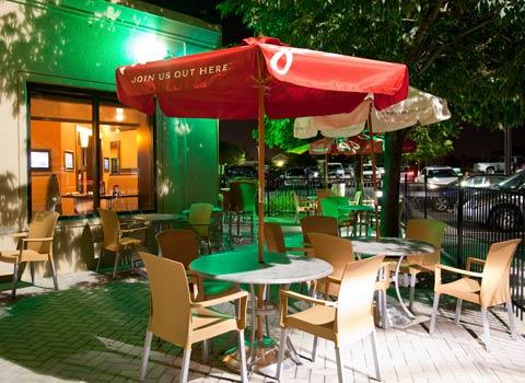 Patio - Outside at Bennigan's Irish Restaurant and Pub Offering