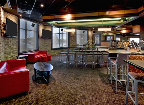 VIP Lounge at Bennigan's Irish Restaurant and Pub Offering