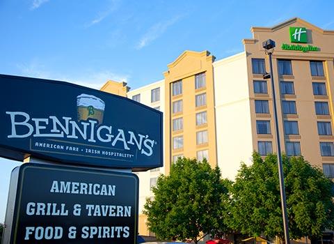 Enjoy stay at Bennigan's Irish Restaurant and Pub