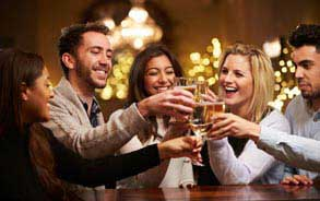 Book a Party at Elgin Restaurant