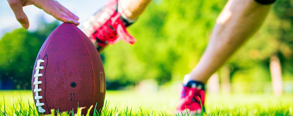 Watch NFL games at Elgin Restaurant